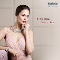 Class is not defined by what you wear, but how you wear. Accentuate the classy side of your personality with our exquisite pieces that make you dazzle. #EveryPieceAMasterpiece Discover our collection.
