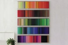 Colored Pencils | 25 Soothing Collections Organized ByColor