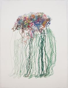Do Ho Suh: The Drawings of Do Ho Suh - An exhibition on Curiator