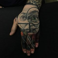 32 Tattoos You Need If You Just Fucking Love Art