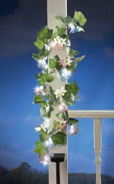 Morning Glory Floral Garland Solar Outdoor String Lights Collections Etc http://www.amazon.com/dp/B00KNJMK3S/ref=cm_sw_r_pi_dp_ESvnvb0KAT2C2