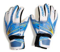 5color Professional reusch football ball/bola de futebol gloves soccer goal keeper goalkeeper fingerstall goalie free size adult