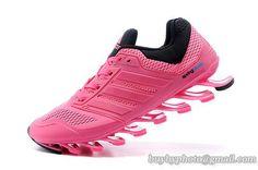 1b08cf033154 Men And Women Adidas Springblade Drive Running Shoes Pink