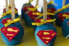 superman food ideas   Superman Birthday Party Planning Ideas Supplies Idea Clark Kent Cake