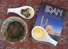 Khoresh Aloo Esfenaj | Persian Spinach & Prune Stew | Fig & Quince (Iranian food blog)
