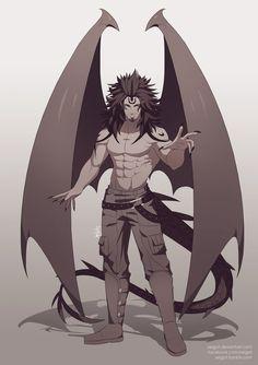 Commission: Kazuma by Xelgot