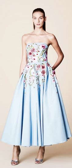Marchesa Notte - Spring 2017 Ready-to-Wear