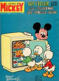 Le Journal de Mickey #949 (Issue)