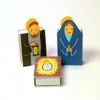matchbox nativity - Google zoeken