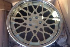 FS: Rotiform BLQ 18x8.5, 18x9.5 Staggered Authentic 3-piece Forged Alloy Wheels 5x112