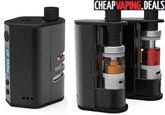 Here's a great deal on the new Movkin Disguiser 150W Box Mod. Get it cheap.
