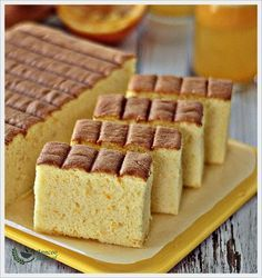 Recently, there have been many posts on Ogura Cake by the baking bloggers. I'm not sure about the meaning of Ogura in Japanese but in Chinese it's known as xiang Si dan Gao (相思蛋糕), literally means Pining4U or Lovesick Cake.This cake is actually a plain cake but the texture is like a chiffon cake, cottony, …