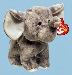 92d3cb6e5e8 61 Best Elephant Beanie Boos Beanie Babies and Beanie Balls images ...