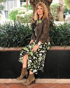e69e70237 11 excelentes imagens de 10 Maxi vestidos de inverno | Belleza de ...