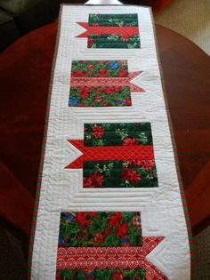 Gift ideas for christmas table runners