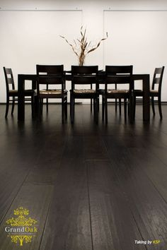 Beautiful Grand Oak Flooring from Fowles
