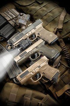 TMT Tactical Glock Custom I love glock customs!!!:)