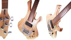 Tracktor Getic Guitar Bass by Criman Guitars, Bass, Music Instruments, Collection, Musical Instruments, Guitar, Lowes, Double Bass