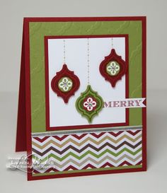 LW Designs: Merry Mosaics