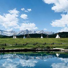 Colorado Ranch Exterior: Architectural Digest