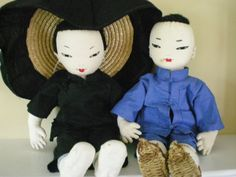Ada Lum Hakka Doll 3 by katiewhatcanudo, via Flickr