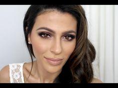 Bridal Makeup Tutorial   Makeup Tutorial   Teni Panosian - YouTube