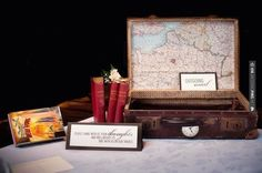 Wow! - Perfect idea instead of guest book! | CHECK OUT MORE IDEAS AT WEDDINGPINS.NET | #weddings #travel #travelthemes #weddingplanning #coolideas #events #forweddings #weddingplaces #romance #beauty #planners #weddingdestinations #travelthemedweddings #romanticplaces #eventplanners #weddingdress #weddingcake #brides #grooms #weddinginvitations