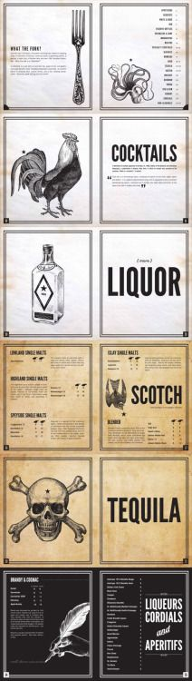 SNEAK PEAK : Trocadero Drink Book By Rev Pop
