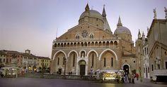 Basílica de Santo Antônio.  # Padova, Itália.