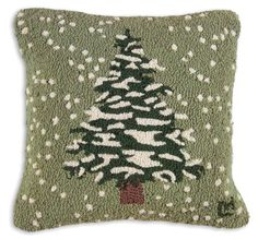 "Chandler 4 Corners - Flurries 18"" Pillow, $85.00 (https://chandler4corners.com/flurries-18-pillow/)"