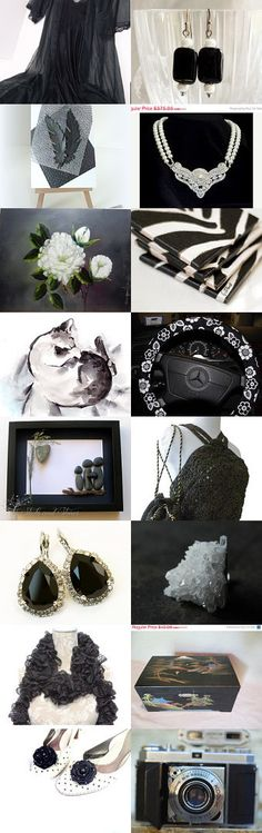 BLACK MAGIC by Vickie Wade on Etsy--Pinned with TreasuryPin.com