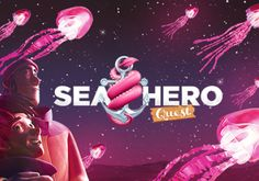 Saatchi & Saatchi create 'Sea Hero Quest', the World's first mobile game where anyone can help scientists fight dementia.