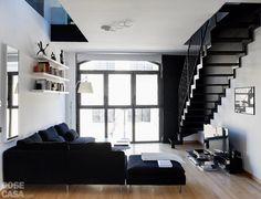 1000 images about 60 50 mq una casa con elementi a - Ikea casa 50 mq ...