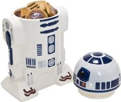 Simply awesome gift ideas for the Star Wars fan! Star Wars R2D2 Cookie Jar & more