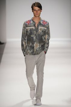 Custo Barcelona Spring 2014 Ready-to-Wear Collection