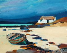 Clinker Bothy Pam Carter