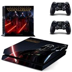 Buy STAR WARS Sony PS4 Console Skin Kit at Pica Collection for only $ 21.99
