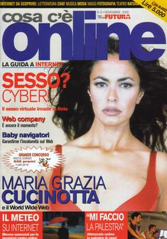 On Line 2000 Maria Grazia Cucinotta