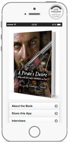 Custom App for Books or Authors -- This is the perfect way to sell your books and promote your signings to your fans in the months and years ahead. Your custom book app can be online in under 30 days.