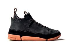 finest selection fa020 7bb24 Clarks Takes a Run at Technical Footwear with the Vibram-Infused Trigenic.  Clarks OriginalsSports FootwearDesert BootsNike ...