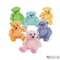 Plush Cuddly Bears