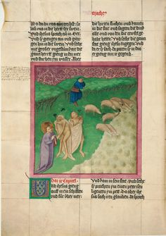 Ottheinrich-Bibel, Bd. 1: Mt 1,1-26,30 - BSB Cgm 8010(1, [S.l.] Regensburger Raum, 15./16. Jh