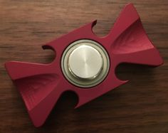EDC Spinner Fidget Toy Quality CNC 5 axis Bottle Opener by ColumbiaRPrecision on Etsy