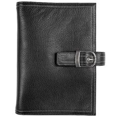 Day-Timer® Malibu Leather Snap-Tab --these have a soft cover like the Filofax Maldens