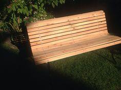 #bench #verborgwoodworking #wood #metal