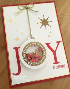 Joyful Nativity, Star of Light, Merriest Wishes, White Christmas (retired), Merry Tags Framelits, Circles Collection Framelits, Gold EP, Red Glitter EP, Confetti Star Border punch, Bakers Twine Trio Pack (Gold), Window sheets, Gold & Red Foil - JAI325