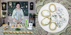 #Latvia Grandma and her #recipes!