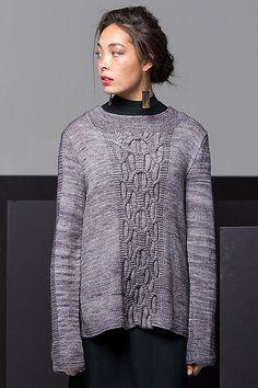 Ravelry: Bowery Tunic pattern by Linda Marveng