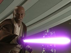 The actor who played Mace Windu has a muted opinion of new Star Wars movie The Force Awakens While promoting The Hateful Eight on Popcorn with Peter Travers, Samuel L. Jackson was asked what he thought of the new Star Wars Movie. Star Wars Meme, Star Trek, Luke Skywalker, Obi Wan, Jackson, Star Wars Episodio Vii, Starwars, Sabre Laser, Beyond Good And Evil