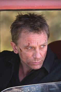 James Bond (Daniel Craig) - & Quantum of Solace (2008)